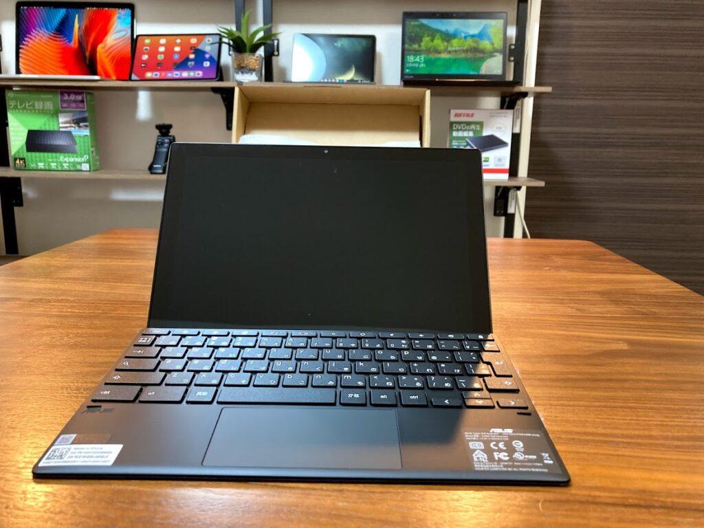Chromebook Detachable CM3はデザインが良い