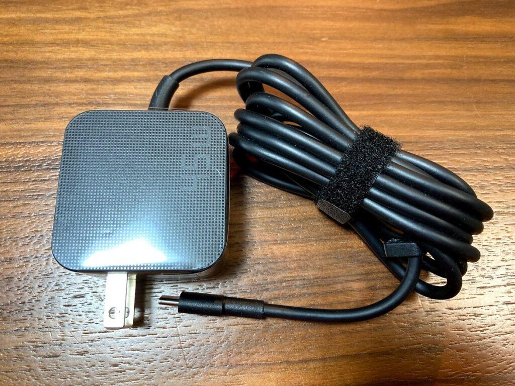 chromebookCM3-ACアダプター
