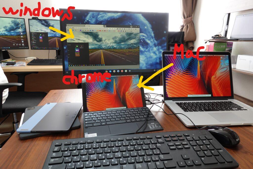 chromebook-Windows-Macbook
